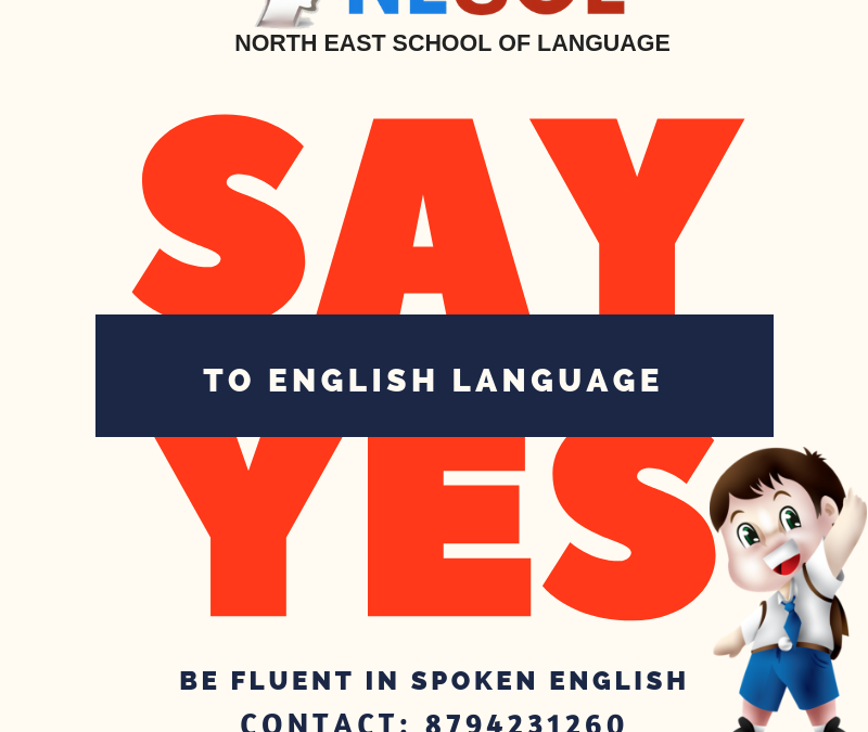 Say Yes to English Language